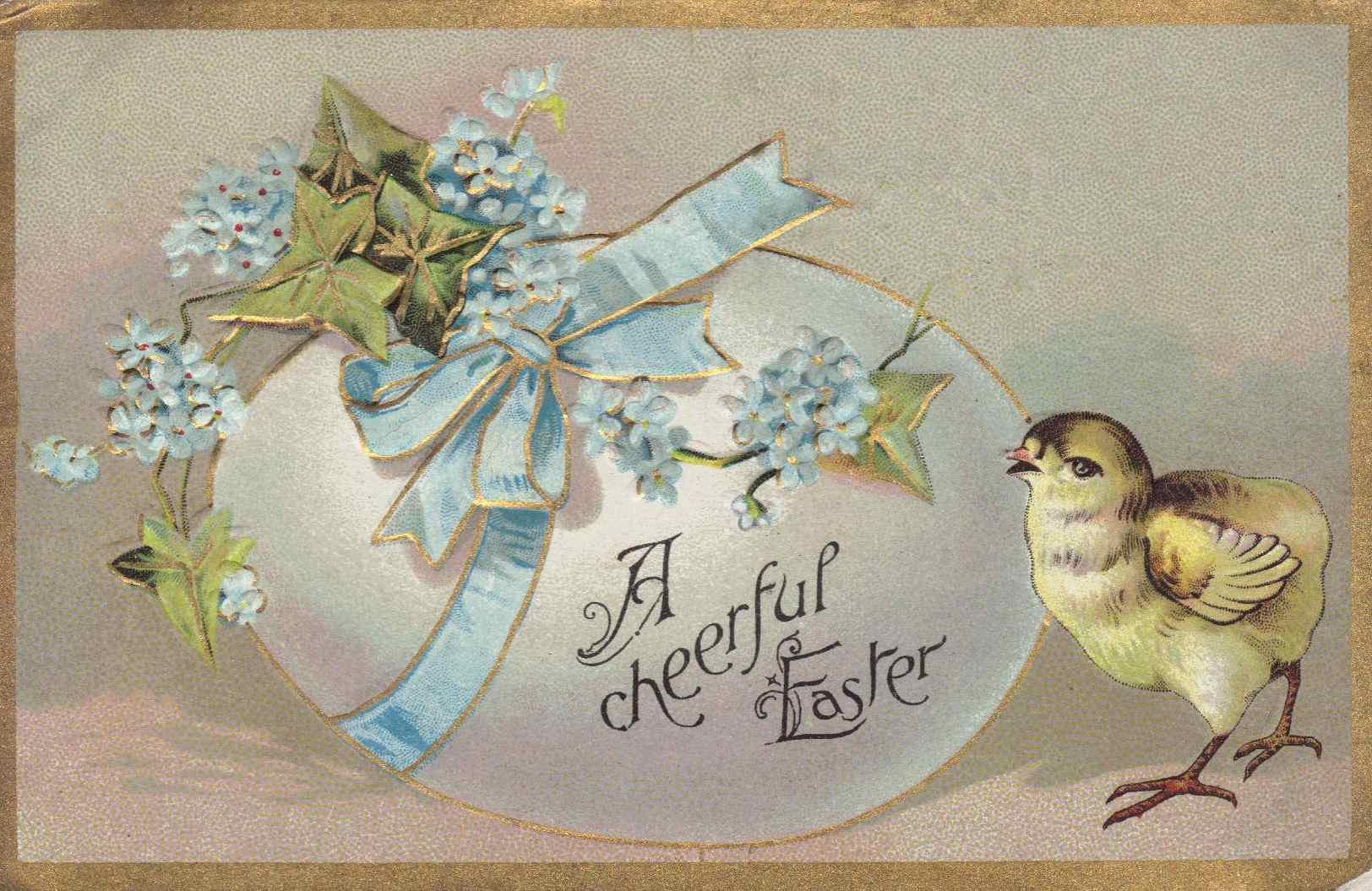 A Cheerful Easter