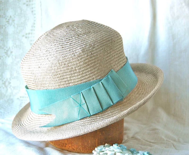 Straw Hat Sample1