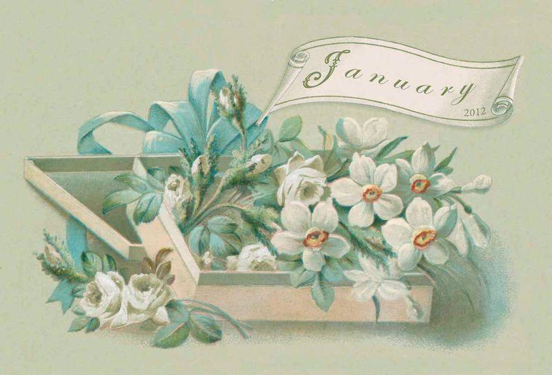 Cachette Postcard