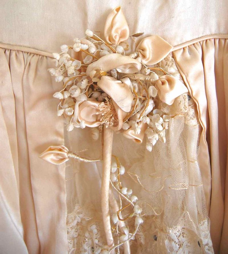 Silk Dress Flowers