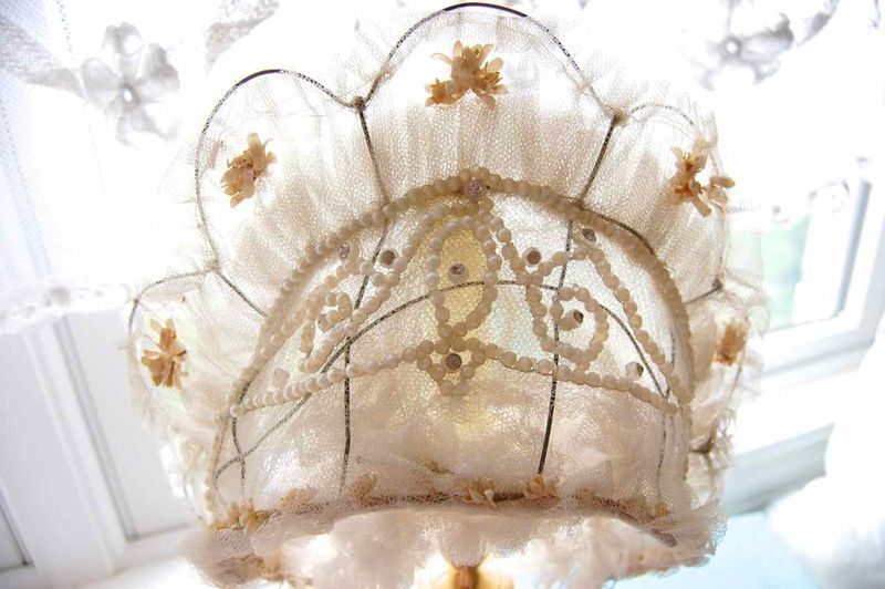 Silk Dress Crown