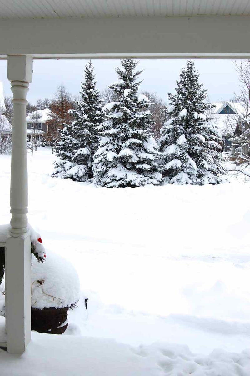 Snow produced11