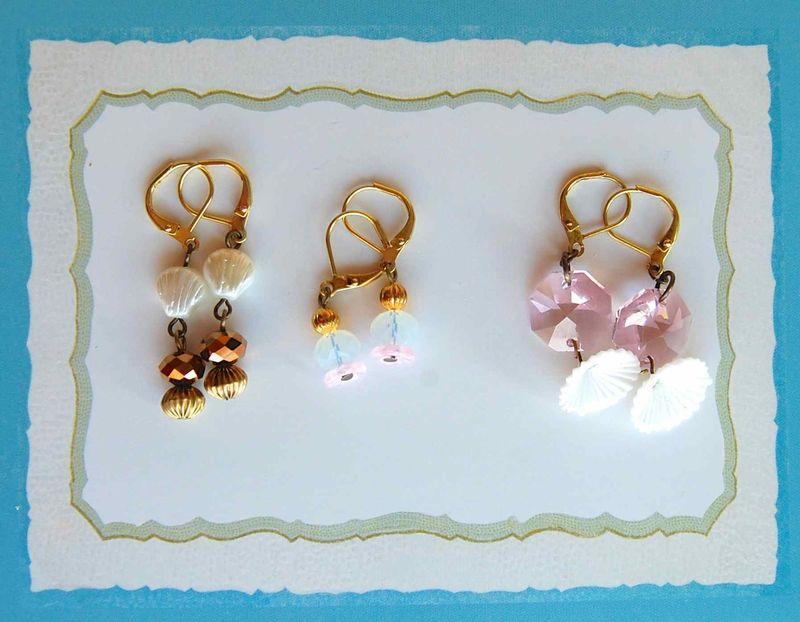 Summer Earrings 1