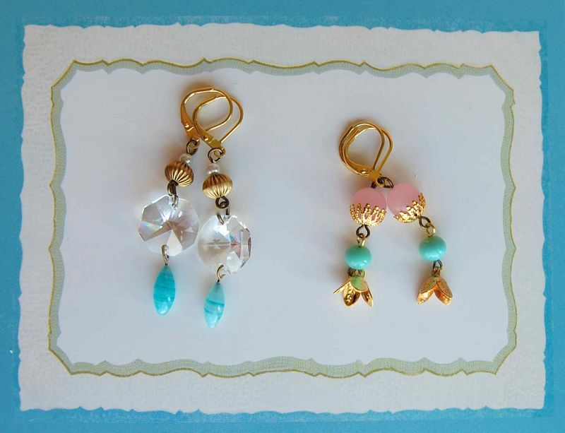 Summer Earrings 2