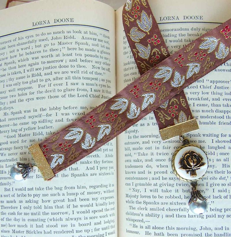 Autumn Bookmark 1