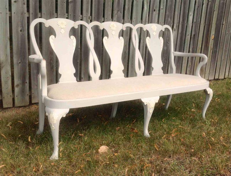 Gustavian Bench 2