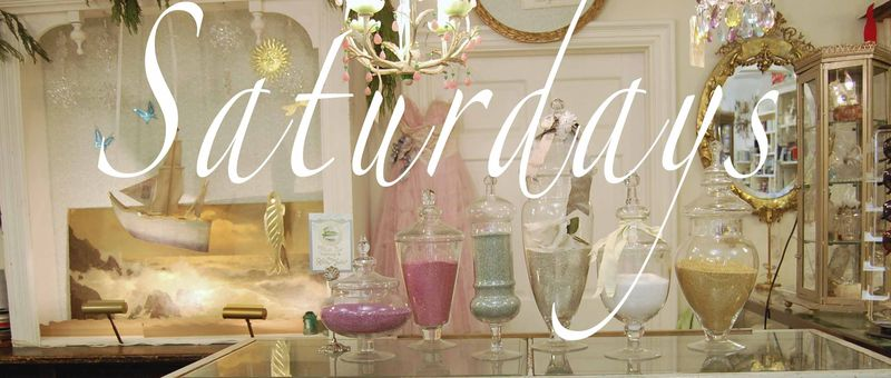 Saturdays in Shop