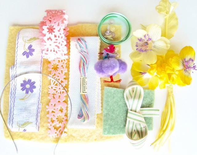 Easter_Cachette Textile