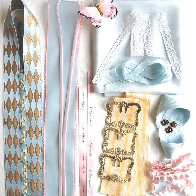 Ribbons &Trims