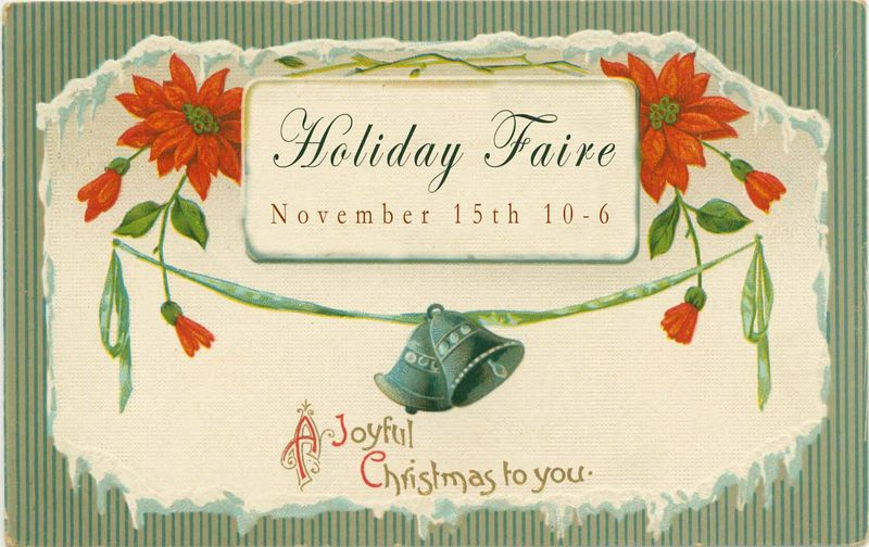 Holiday Faire 2014