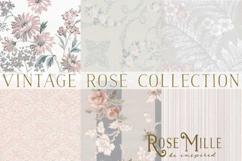 C1-Vintage Rose Collection