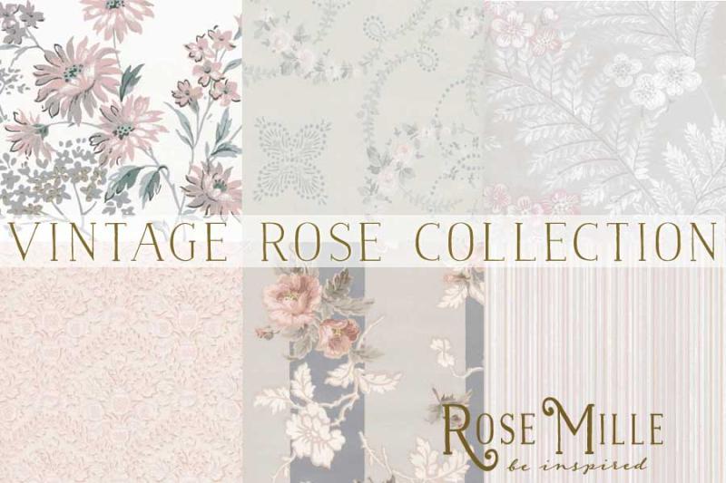 C1-Vintage Rose Collection
