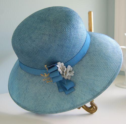 Woad Hat